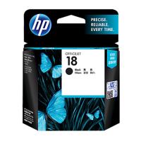 HP C4936A Bk  #18