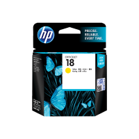 HP C4939A YELL #18