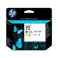HP C9384  MBK & YELL #72