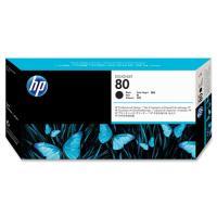 HP C4820A BK PRINTHEAD #80