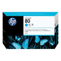 HP C4872A CY (175ML) #80