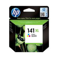 HP CB338HE XL CLR #141XL