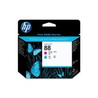 HP C9382A CY & MAG PRINTHEAD #88