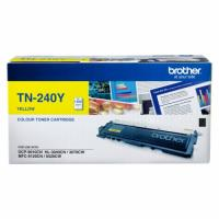 BROTHER TN 240 Yellow-DCP9010/HL3040/70/9120/9320
