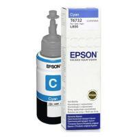 EPSON T-6732  CYAN 70ML