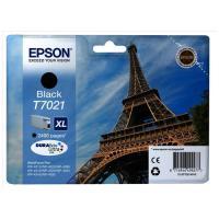 EPSON T7021 Black XL-WP4000/4500