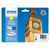EPSON T7034 Yellow L-WP4000/4500