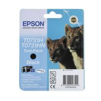 EPSON T 731H Bk High Cap(Twin Pk)