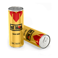Hot Blood Energy Drink