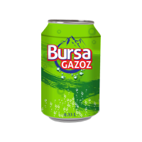Bursa Gazoz- Lemonade Drink