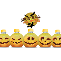 SPORTBALL EXOTIC - Halloween edition