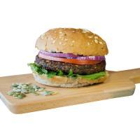 Seeds burger