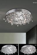 Fia ceiling round