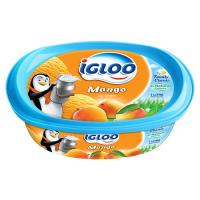 Igloo mango ice cream
