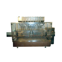 Automatic in- line filler