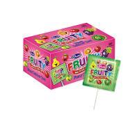 FRUITY MIX FRUIT LOLLYPOP BOX