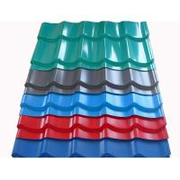 Colored Roofing