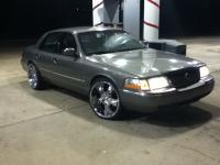 CB1659 2003 MERCURY GRAND MARQUIS