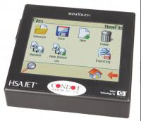 Marking & batch coding and variable data printing - hsajet minitouch (mthp4)