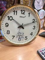 Sonam quartz wall clock 207