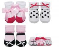 Luvable Friends Socks Gift Set 3pc