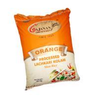 Orange Processed Lachkari Kolma Rice