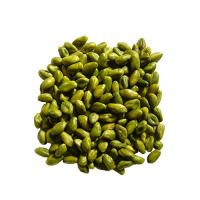 Kernel Pistachio and green skinned pistachios