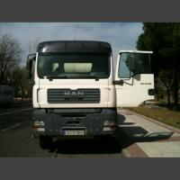 Man concrete mixer - liebherr - 10cbm - 8x4