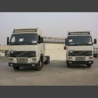 VOLVO FH 12 - 460 - 6X2 -Chassis cab - LIFT AXLE