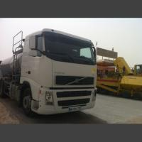 VOLVO FH12 - 4X2 - 440 - MANUAL -TANK -CHASSIS CAB