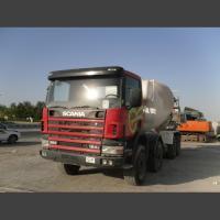 Scania mixer (2002)
