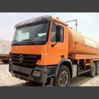 MERCEDES BENZ 4031 Tanker 6X4