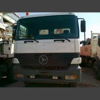 Mercedes benz tanker 2635 6x4