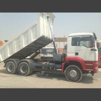 MAN TIPPER 33.400 / 2007/ 6X4