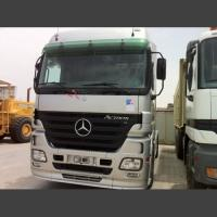 Mercedes Actros 1846 tractor Head EPS