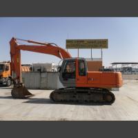 Hitachi excavator 215