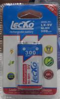 9v rechargeable battery
