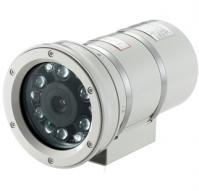 Ex-proof 60m IR 4X Zoom IP HD Camera