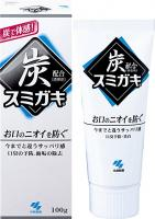 Sumigaki Charcoal Toothpaste