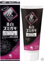 Sumigaki Charcoal Whitening Toothpaste