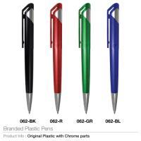 Branded Plastic Pens 062