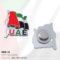 UAE Flag Badge (NDB-16)