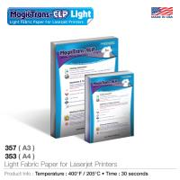 Light Fabric Paper for Laserjet Printers 357(A3); 353(A4)