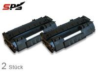 2x Compatible Toner for HP Q5949A 49A