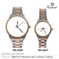 Raphael logo watches wa-25gp