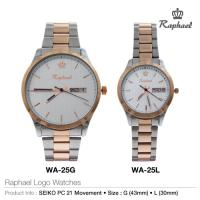 Raphael logo watches wa-25g