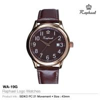 Raphael logo watches wa-19g