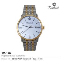 Raphael logo watches wa-12g