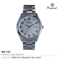 Raphael logo watches wa-11g