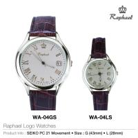 Raphael Logo Watches WA-04GS